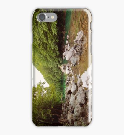 Beautiful river  iPhone Case/Skin