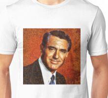 Cary Grant Hollywood Icon Unisex T-Shirt