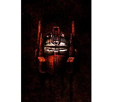 I'm Optimus Prime Photographic Print
