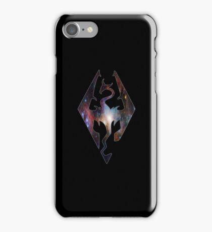 Rainbow Galaxy Seal of Akatosh iPhone Case/Skin
