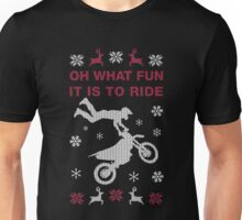 Oh What Fun It Is To Ride Unisex T-Shirt
