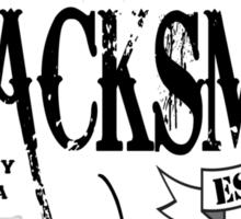 Doc Brown Blacksmith Sticker