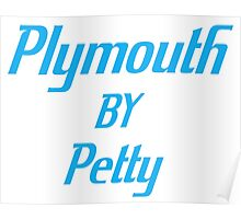 Plymouth BY Petty Poster