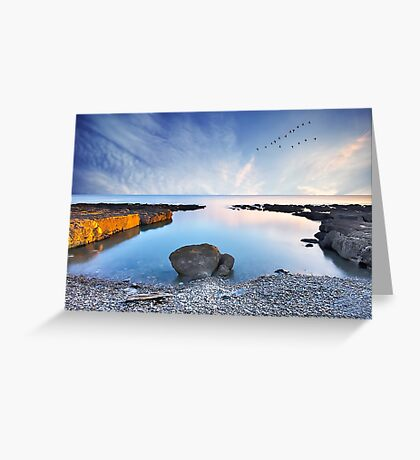 Barley Cove West Cork, Ireland Greeting Card