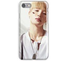 COP!JIMIN iPhone Case/Skin