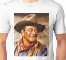 John Wayne Hollywood Actor Unisex T-Shirt