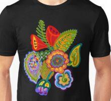 Floral bouquet. Fantasy. Hippies Unisex T-Shirt