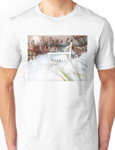 A Throne of White Unisex T-Shirt