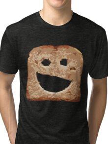 Happy Toast Tri-blend T-Shirt