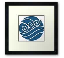 Waterbender 2 Framed Print