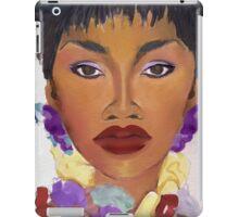 Naomi Campbell - Vogue iPad Case/Skin