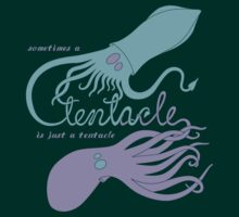 Just a Tentacle - light by cepheart