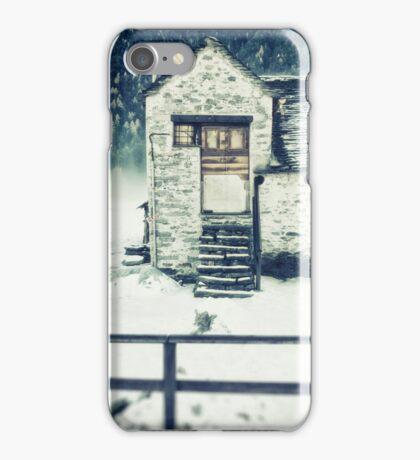 House near the wood iPhone Case/Skin