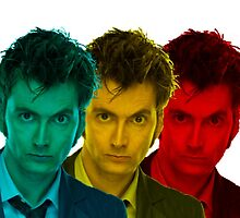 David Tennant colours by cumberbitchhaha