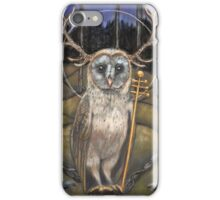 Le Pape Tarot card the Hierophant  iPhone Case/Skin