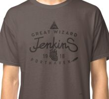 THE GREAT WIZARD JENKINS - blackcrow Classic T-Shirt