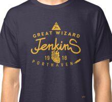 THE GREAT WIZARD JENKINS - goldfish Classic T-Shirt