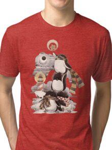 Penguins intrepid Tri-blend T-Shirt