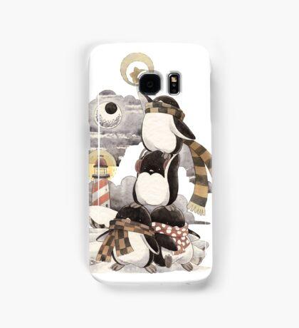 Penguins intrepid Samsung Galaxy Case/Skin