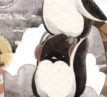 Penguins intrepid Sticker