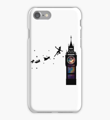 Peter Pan The Second Star iPhone Case/Skin