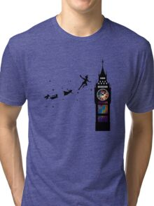 Peter Pan The Second Star Tri-blend T-Shirt