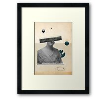 All automatic Framed Print
