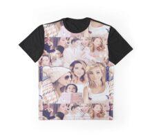 Zoe Sugg - Zoella Collage Graphic T-Shirt