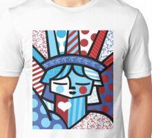 freedon- romero britto Unisex T-Shirt