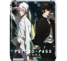 Psycho Pass Enemies iPad Case/Skin