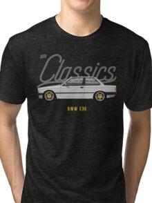 BMW E30 Tri-blend T-Shirt