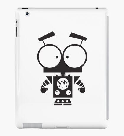 Cute Robot 8 iPad Case/Skin