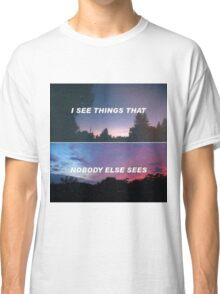Dollhouse lyrics  Classic T-Shirt