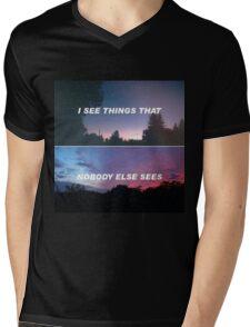 Dollhouse lyrics  Mens V-Neck T-Shirt