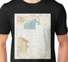 USGS TOPO Map California CA Mouth of Kern 296331 1932 31680 geo Unisex T-Shirt