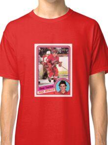 Steve Yzerman Rookie Card Classic T-Shirt