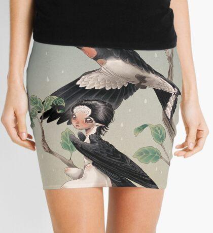 The little traveler Mini Skirt