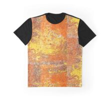 Decayed wall - iPad case by Silvia Ganora Graphic T-Shirt