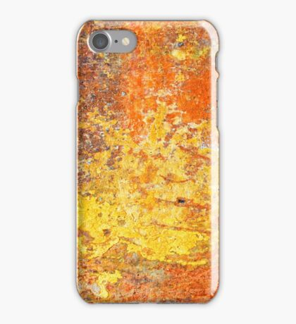 Decayed wall - iPad case by Silvia Ganora iPhone Case/Skin