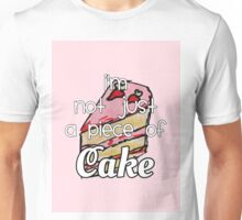 cake lyrics Unisex T-Shirt