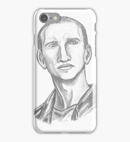 The Ninth Contemplation iPhone Case/Skin