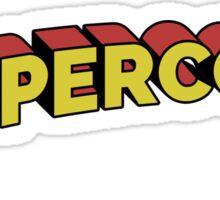 Supercorp Sticker