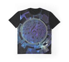 Music Planet Graphic T-Shirt