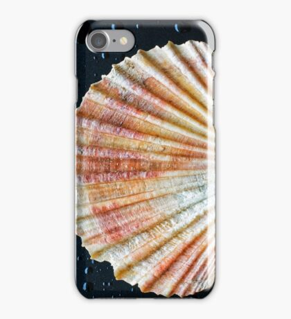 Shell - iPad case by Silvia Ganora iPhone Case/Skin