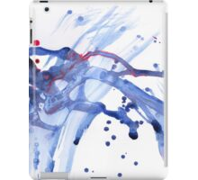 Oil and Water #109 iPad Case/Skin