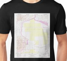 USGS TOPO Map California CA Mouth of Kern 293245 1950 24000 geo Unisex T-Shirt