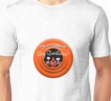 David S. Pumpkins - Any Questions? IV Unisex T-Shirt