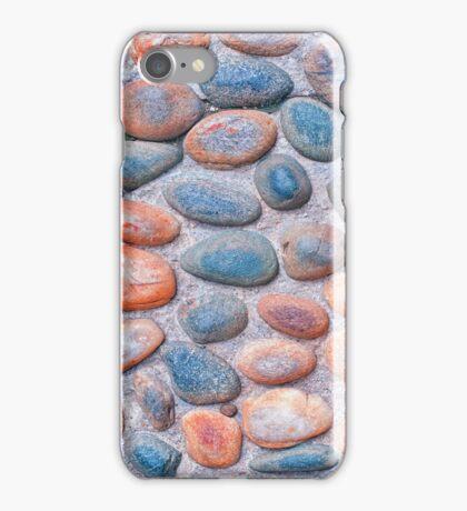 Pebbles - iPad case by Silvia Ganora iPhone Case/Skin