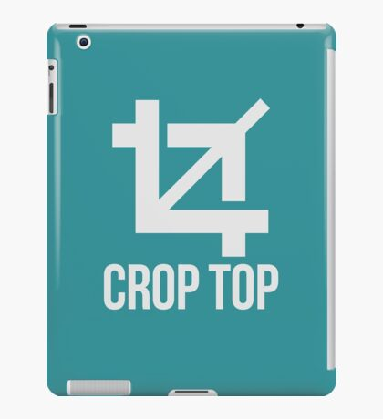 'Crop Top' iPad Case/Skin