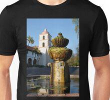Santa Barbara Mission Unisex T-Shirt